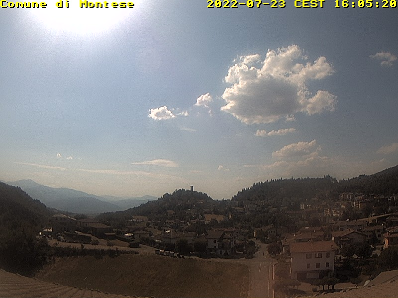 webcam montese